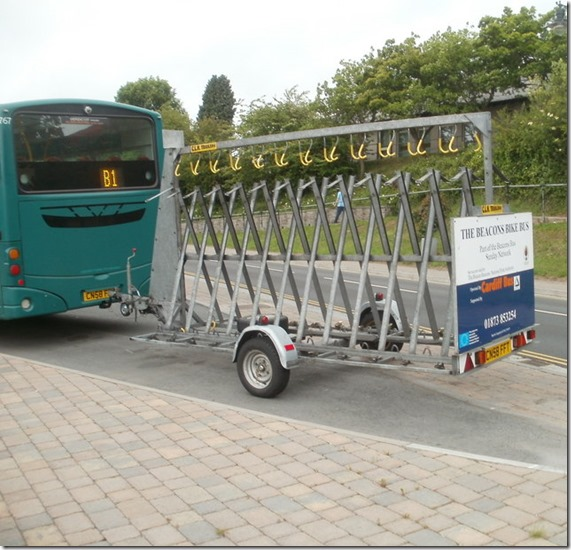 Beacons_Bus_bicycle_trailer,_Brecon_bus_station_-_geograph.org.uk_-_2433258