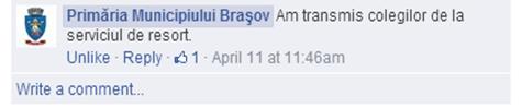 Primaria Municipiului Brasov