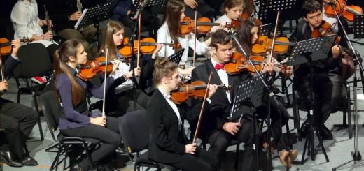 Orchestra Liceului de Muzica Brasov