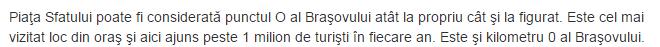 Braşovul este în topul căutărilor pe google. Turiştii caută informaţii despre Castelul Bran şi Piaţa Sfatului adevarul.ro 4