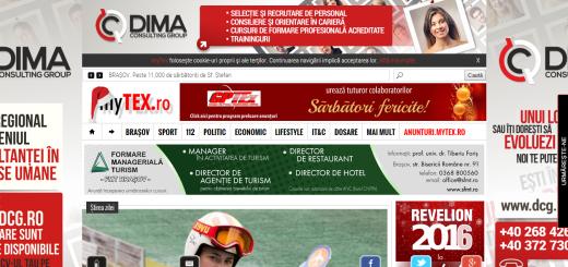 MyTex.ro   Portalul tău de știri online   Stiri Brasov  Stiri Transilvania
