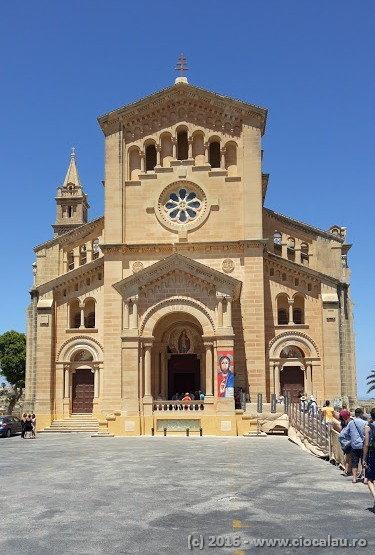 Biserica Ta Pintu, Gozo