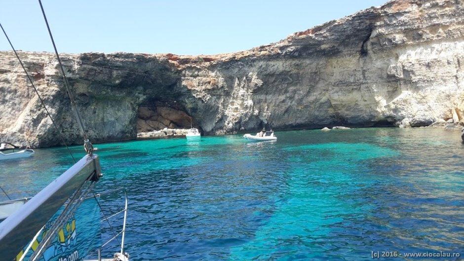 Chrystal Lagoon, Malta
