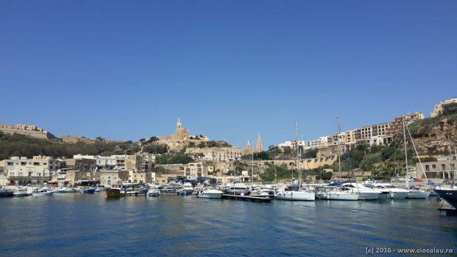 Portul Gozo - Malta