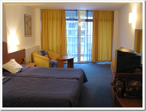 Camera dubla superior Hotel Madara