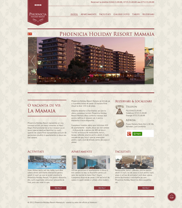 Phoenicia Holiday Resort Mamaia