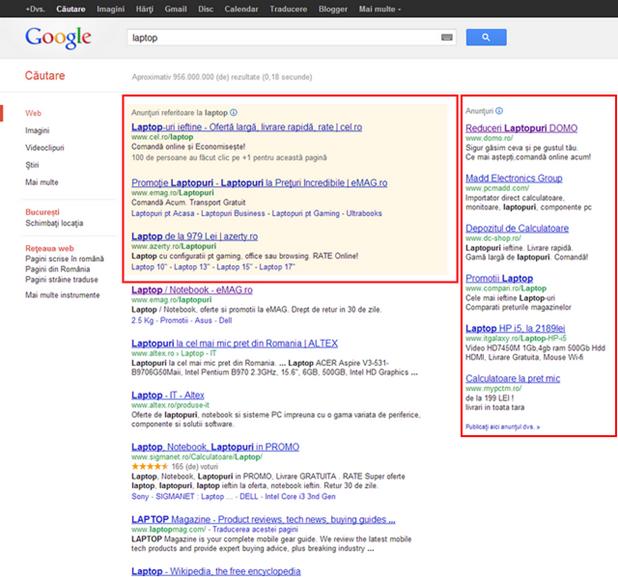laptop - Cautare Google
